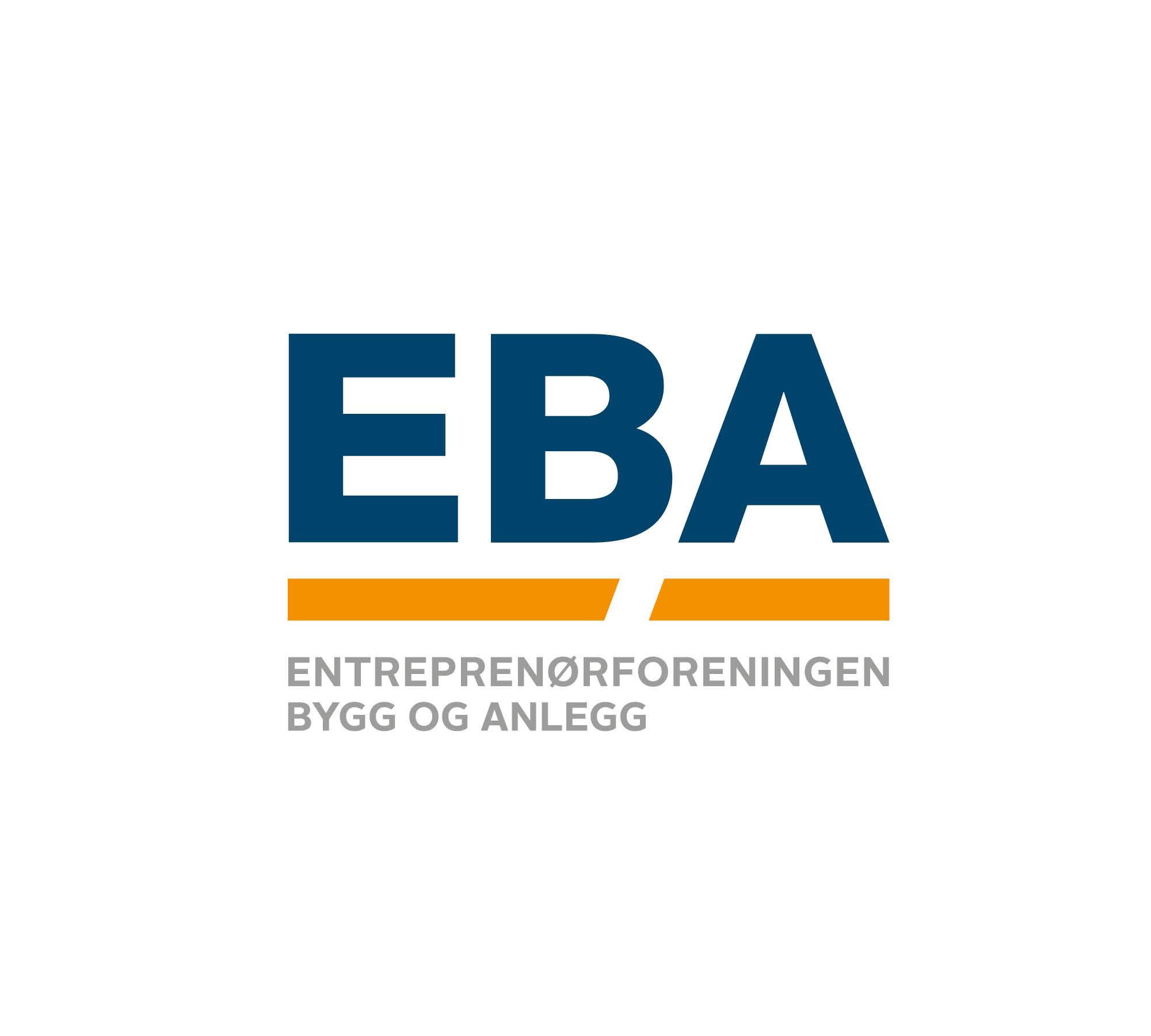 EBA logo og profil