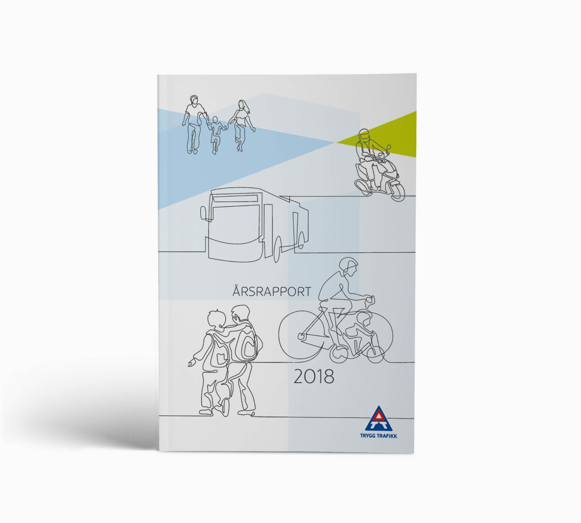 Trygg Trafikk årsrapport 2018