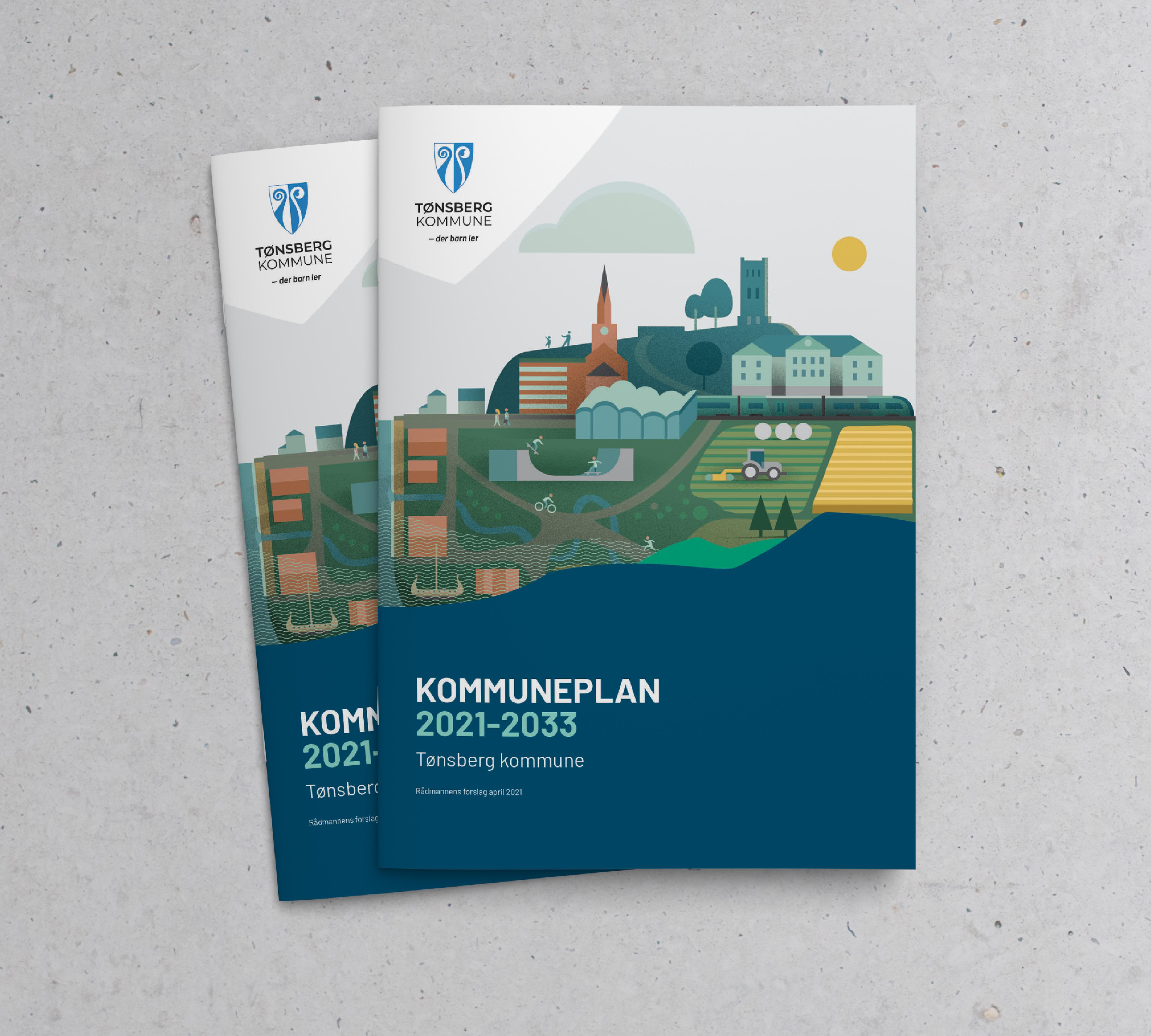 Tønsberg kommuneplan